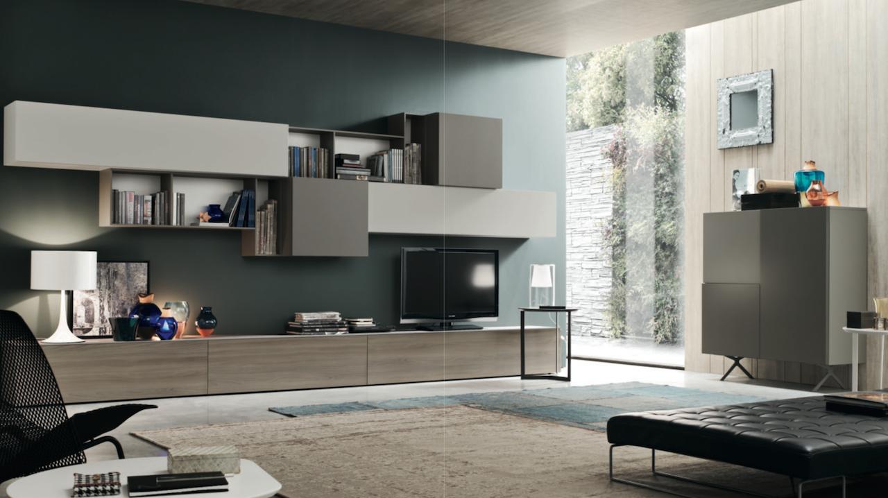 Mobile soggiorno moderno offerte cool mobili soggiorno for Mobili moderni occasioni